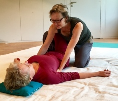 Achtsame Thai Yoga Massage